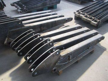 Arms Light Steel Frame Construction High Strength Robust Strong Structure Metal Fabricated