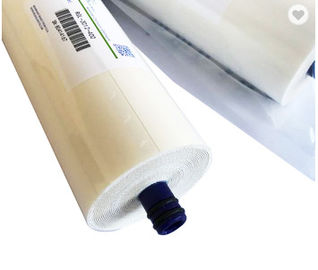 China Small Holes Water Purification Membrane Highly Reliable Safety Without Pollution supplier