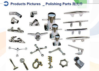 Alloy Investment Casting Services Defect Position Estimated Lost Wax Advanced Customized